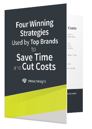 Four Winning Strategies Used by Top Brands to Save Time and Cut Costs